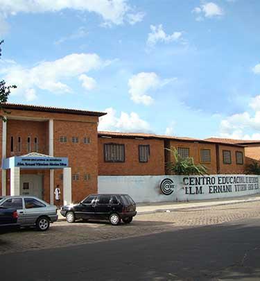 Centro Educacional Almirante Ernani V. Alboim