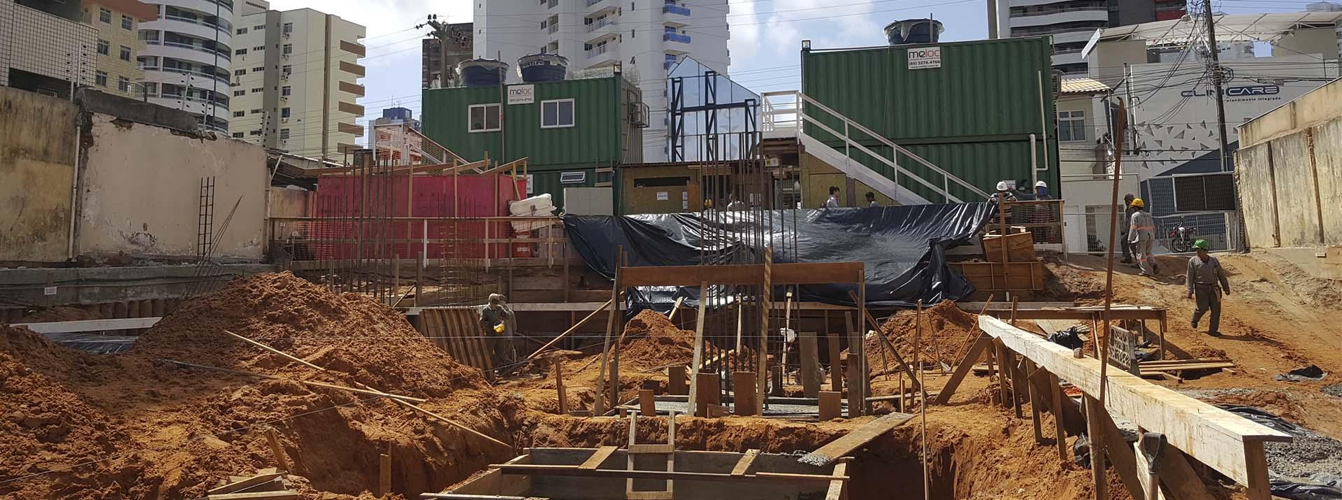 Junho - foto 3 Vista interna Canteiro